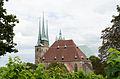 Erfurt, Severikirche vom Petersberg gesehen-003.jpg
