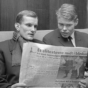 Per Ivar Moe - Svein-Erik Stiansen and Per Ivar Moe (r.) (1966)