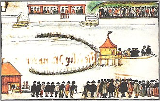 Anabaptism - Felix Manz was executed by drowning within two years of his rebaptism