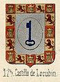 Escudo de Castillo de Locubin (Piferrer, 1860).jpg