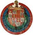 Escudo de los Reyes Católicos de 1491.jpg