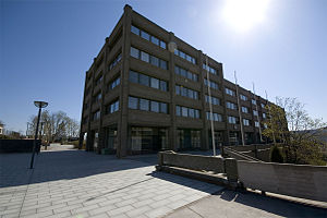 Espoon kaupungintalo - panoramio