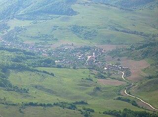 Atid Commune in Harghita County, Romania