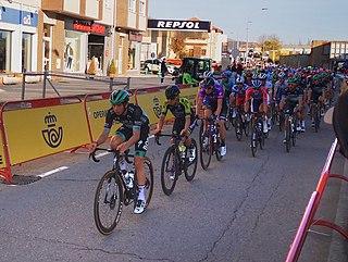 2020 Vuelta a España cycling race