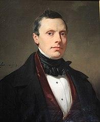 Portrait présumé de Monsieur Courcier