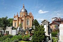 Evang. Pfarrkirche A.B., Christuskirche (Juni 2013).jpg