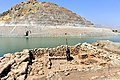 Excavations at Usu Aska, Darband-i Rania, Sulaymaniyah Governorate, Iraqi Kurdistan.jpg