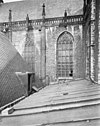 exterieur west-gevel noord-transept - amsterdam - 20012291 - rce