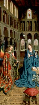 Eyck, Jan van - The Annunciation.jpg