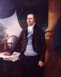 Simeon De Witt American geographer and surveyor general