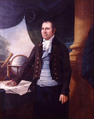 Simeon De Witt - (1804) by Ezra Ames