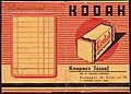 Fénykép boríték 1941, Knapecz József fotó és látszerész szaküzlete. Fortepan 81541.jpg