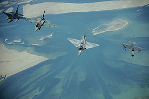 F-16 Mirage 2000 F-7PG during exercise.JPG
