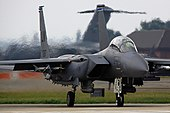 F15 Eagle - RAF Mildenhall June 2010 (5344182780).jpg