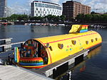 FAB4 narrowboat, Salthouse Dock, Liverpool (2).JPG