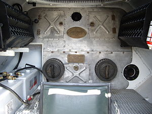 FCM 36 interior
