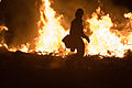 FEMA - 33375 - A Northern California fire crew works into the night.jpg