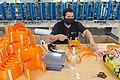Fabricación de máscaras y barbijos 3D en el Museo Malvinas (49883615218).jpg