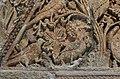 Facade of Qasr Mshatta, Umayyad, 8th cent.; Pergamon Museum, Berlin (15) (39514224544).jpg