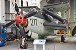 Fairey Gannet ECM.6 'XG797 - 277' (39393396674).jpg
