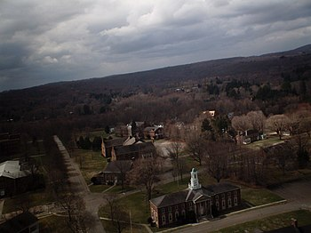 The Fairfield State Hospital is a huge place t...