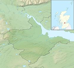 Firth of Forth is located in Falkirk
