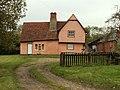 Farmhouse at Hill Farm - geograph.org.uk - 269930.jpg