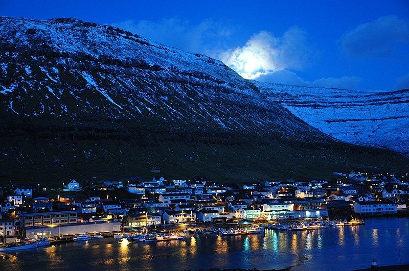 File:Faroe Islands, Borðoy, Klaksvík (1).jpg