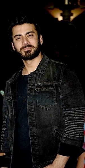 3rd Hum Awards - Fawad Khan, International Icon Award winner