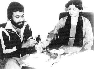 Fazal Malik Akif - Fazal Malik Akif with Mahjabeen