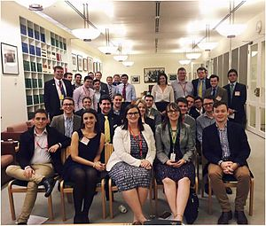 Young Nationals (Australia) - Young Nationals at 2015 Federal Conference in Canberra