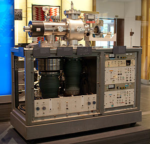 John Fenn (chemist) - The instrument Fenn and his colleagues used to develop ESI is on display at the Chemical Heritage Foundation Museum in Philadelphia, PA