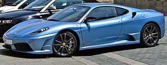 Ferrari F430 - 430 Scuderia.