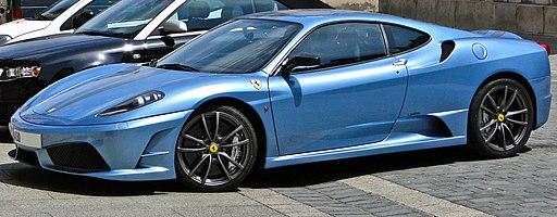 Ferrari F430 Scuderia - Flickr - Alexandre Prévot (14) (cropped)