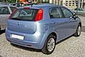 Fiat Grande Punto rear.JPG