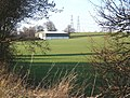 Field and farm building from Tye Lane, looking northwest - geograph.org.uk - 633469.jpg