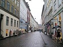 Fiolstræde - Wikipedia, den frie encyklopædi