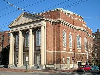 First Church of Christ, Scientist (Cambridge, Massachusetts) - 15 March 2009