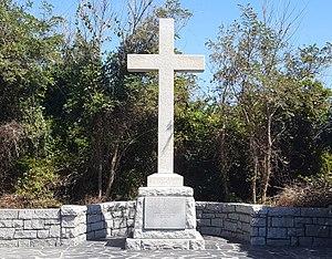First Landing State Park - First Landing cross