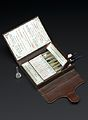 First aid kit, Paris, France, 1901-1910 Wellcome L0057806.jpg