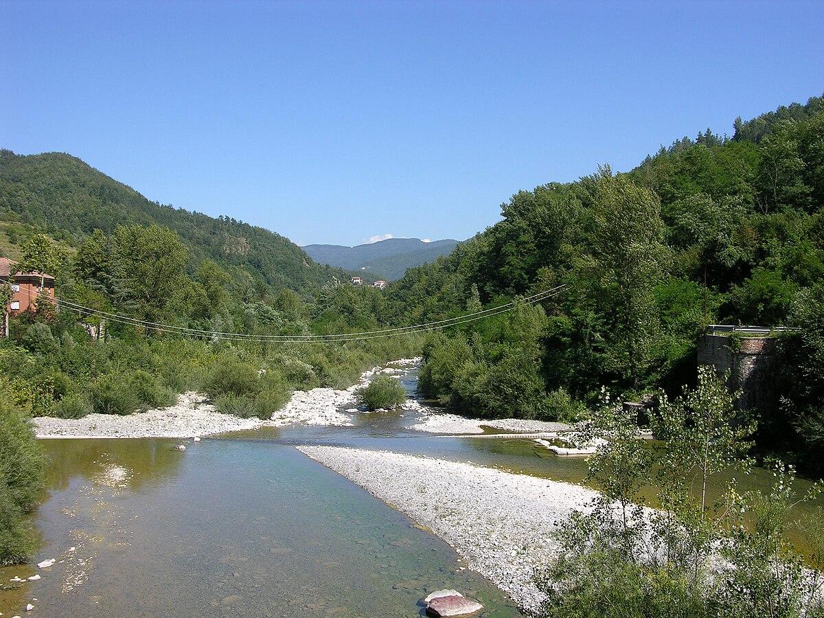 Trebbia wikipedia - Lago lungo bagno di romagna ...