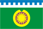 Flag of Bredy rayon (Chelyabinsk oblast).png