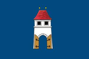 Fryšták - Image: Flag of Fryšták