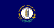Flag of Kentucky (March 26, 1918)