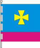 Flag of Markushi (Berdychiv).png