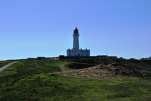 Flamborough Head Lighthouse (Wide)