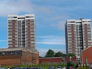 Heaton, Newcastle - Housing in Heaton