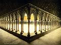 Flickr - …trialsanderrors - Monks' cloister, abbaye de Mont-Saint-Michel, Normandy, France, ca. 1895.jpg