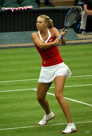 Теннисистка мария шарапова фото