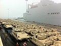 Flickr - DVIDSHUB - 837th Transportation Battalion pushes new Bradleys forward.jpg